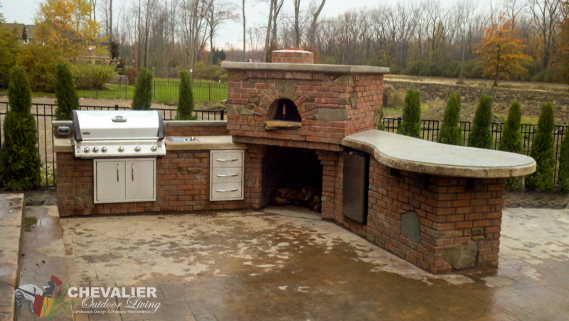 Pizza or Bread Ovens | Chevalier Outdoor Living