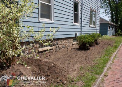 Soil Prepped for Planting