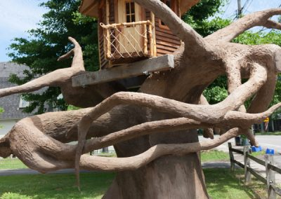 Decorative Concrete Tree