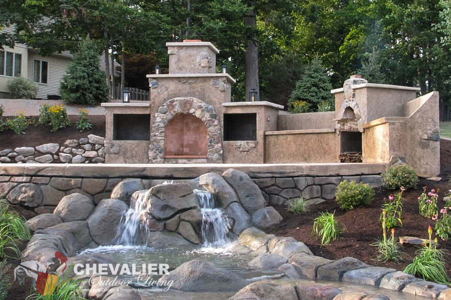Water Features | Chevalier Outdoor Living
