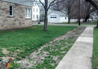 Lawn Before