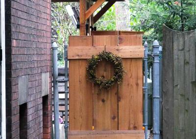 Cedar Gate