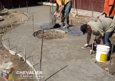 Stamping Concrete