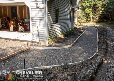 Walkway Forming