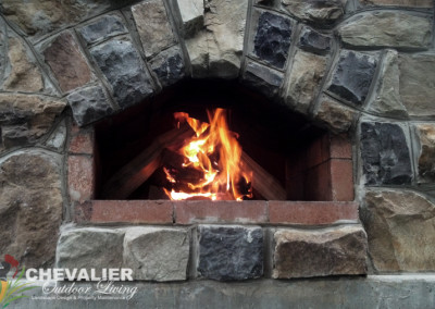 Natural Stone Oven