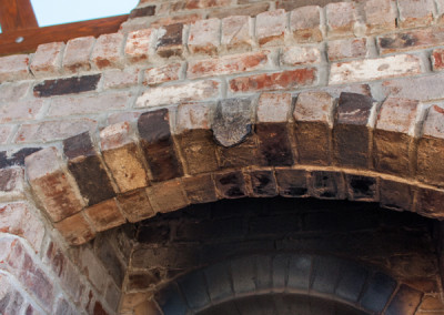 Brick Oven Detail
