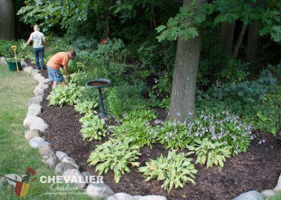 After: Landscape Maintenance