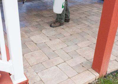 Sealing the Paver Patio